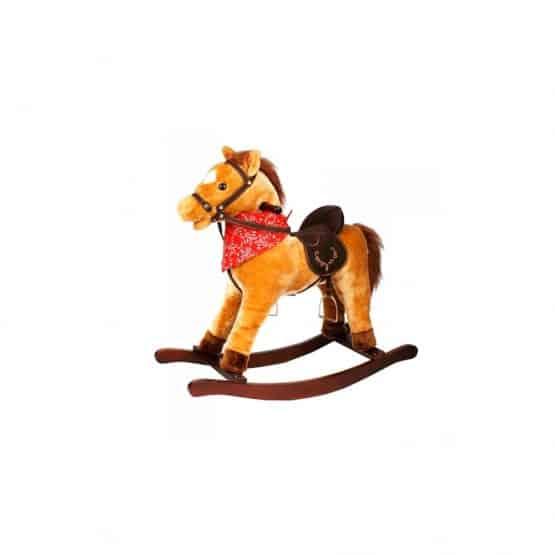 Cavallo a dondolo ROCKING  Io Bimbo con suoni