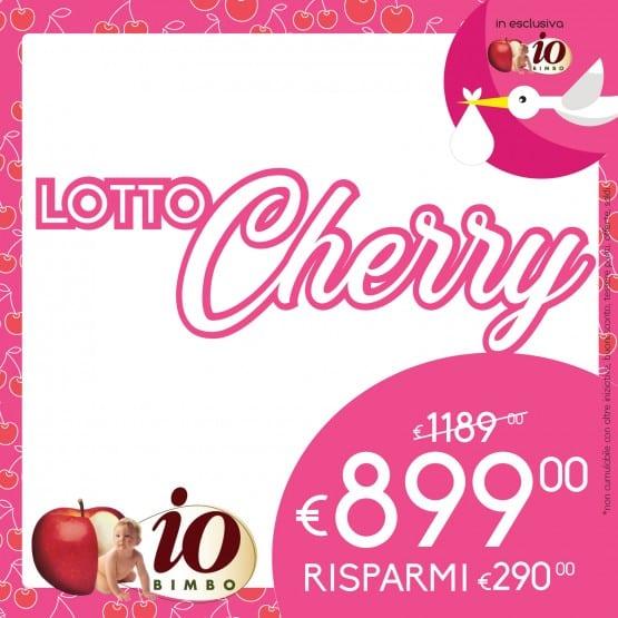 Lotto CHERRY