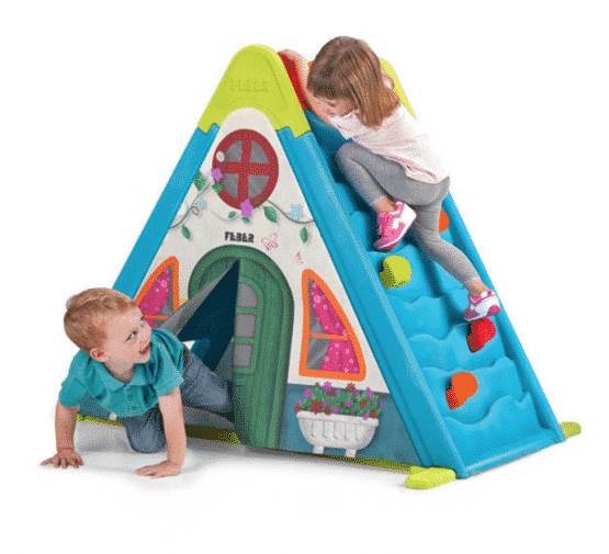 Play & Fold Activity House 3 in 1 FEBER