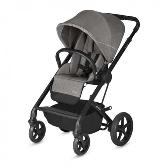 Cybex Duo Manhattan Grey Balios S Cloud-Z