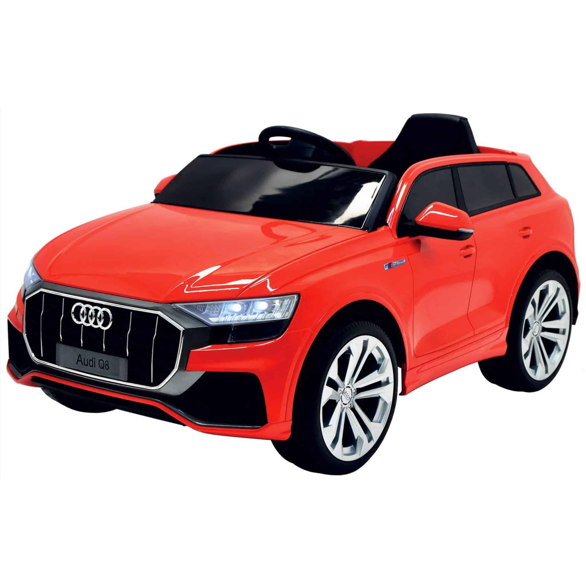 Audi Q8 Colibrì – Rossa
