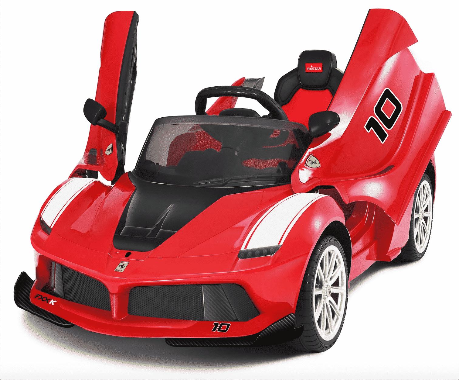 Ferrari FXXK Colibrì – Rossa