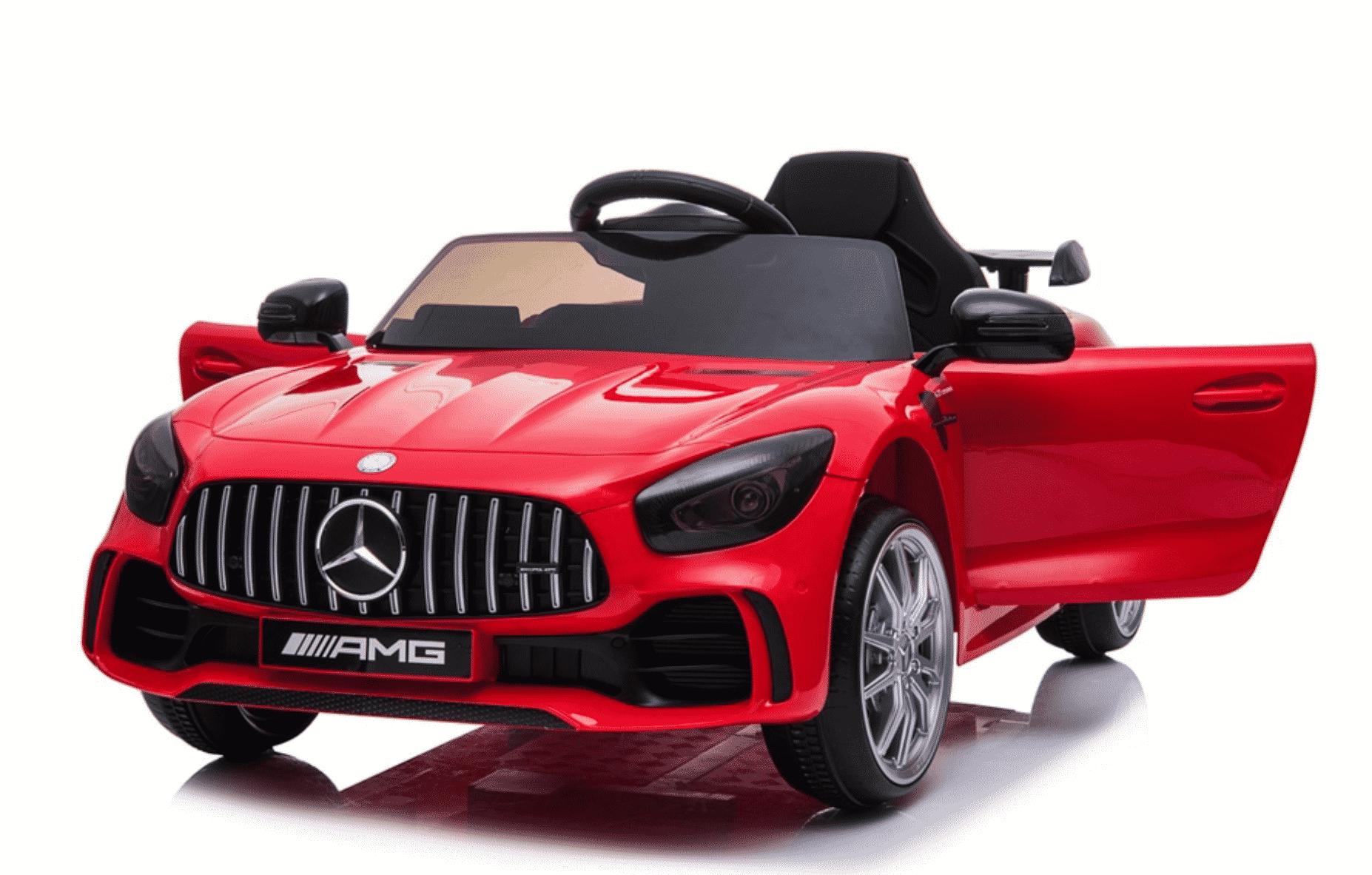 Mercedes GT Biemme – Rosso