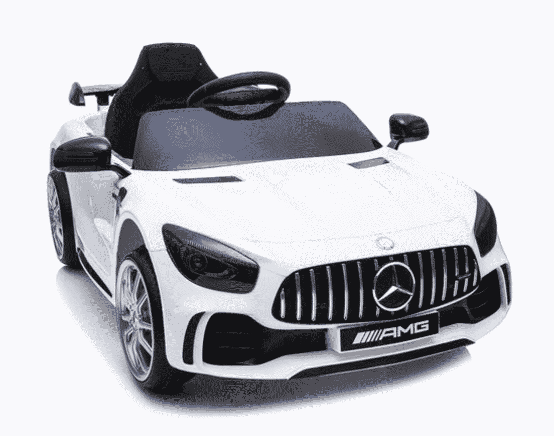 Mercedes GT Biemme – Bianco